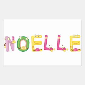 Noelle Sticker