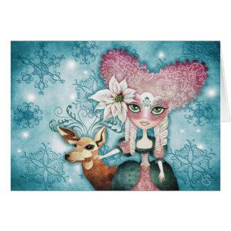 Noelle's Winter Magic Cards