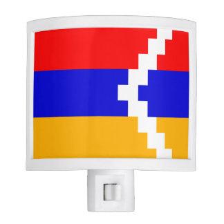 Nogorno-Karabakh Flag Nite Light