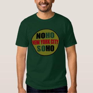 NoHo Soho NYC Logo Shirt