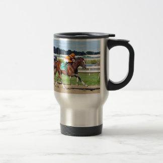Noholdingback Bear - Gallant Bob Stakes Travel Mug