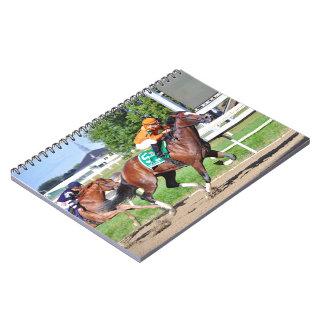Noholdingback Bear Note Book