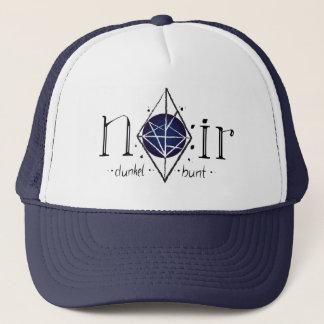 Noir darkmulticolored Cappi Trucker Hat