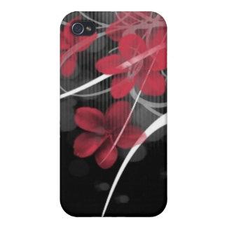 noir et rouge étui iPhone 4/4S