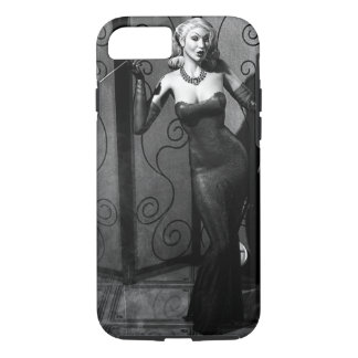 Noir Siren iPhone Case