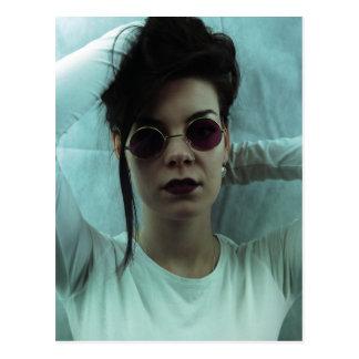 'Noise' by Sonni 'Velvet' Carpenter Postcard. Postcard