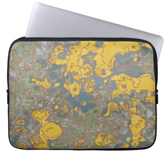 Noisy Earth Laptop Sleeves