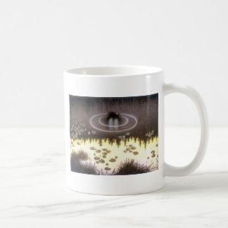 Nokken Mythological Water Spirit Classic White Coffee Mug