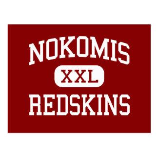 Nokomis - Redskins - Senior - Nokomis Illinois Postcards