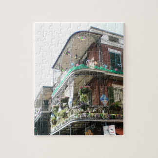 NOLA French Quarter Jigsaw Puzzle