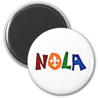 NOLA MAGNETS