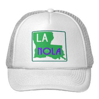 NOLA MESH HATS