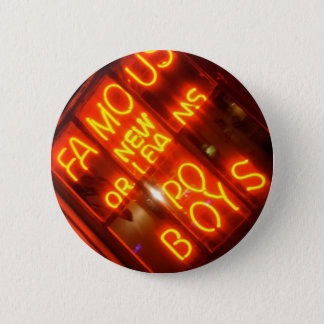NOLA Po Boys 2 Inch Round Button