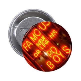 NOLA Po Boys 2 Inch Round Button