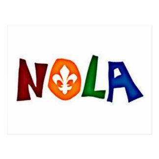 NOLA POSTCARD