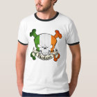 Nolan Irish Skull T-Shirt