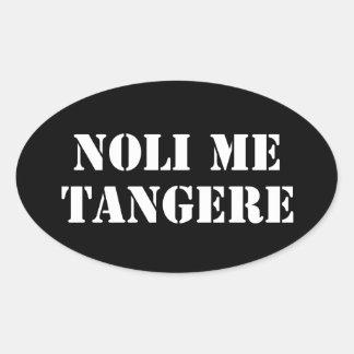 Noli Me Tangere Stickers
