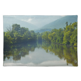 Nolichucky River in East Tennessee Place Mat