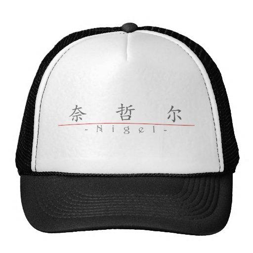 Nom chinois pour Nigel 20749_1.pdf Casquette De Camionneur