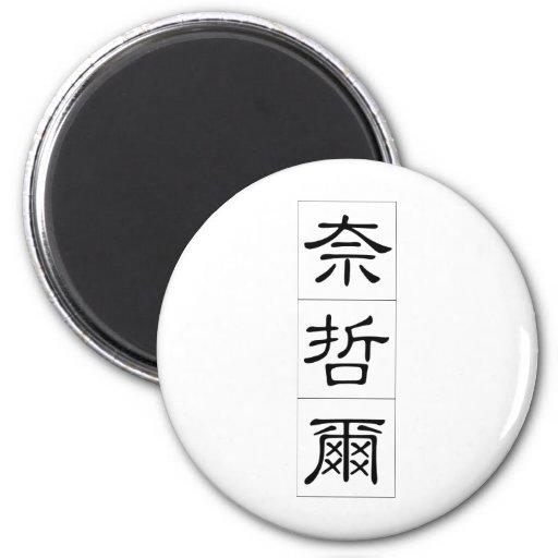 Nom chinois pour Nigel 20749_2.pdf Aimant Pour Réfrigérateur