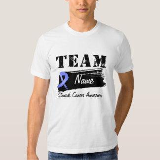 Nom fait sur commande d'équipe - cancer de t shirt