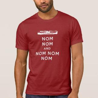 Nom Nom and Nom Nom Nom Tee Shirt