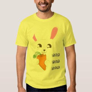 nom nom bunny t-shirt