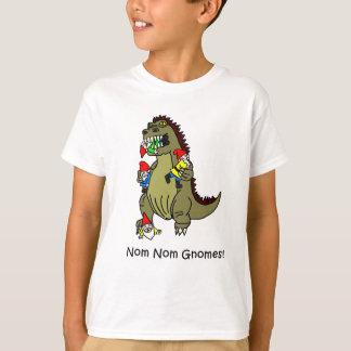 Nom Nom Gnome T Shirts