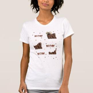 nom nom nom Chocolate cow TShirt