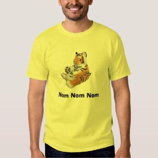 Nom Nom Nom Tiger Shirt