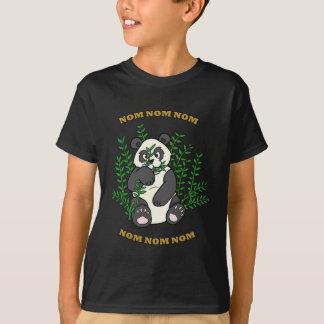 Nom Nom Panda T-Shirt