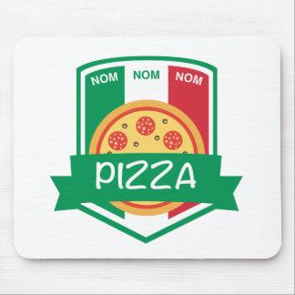 Nom nom Pizza Mouse Pad