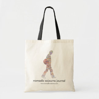 nomadic sojourns journal tote