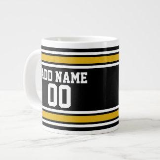 Nombre nommé fait sur commande du Jersey du Mugs Extra Larges