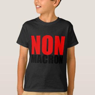 NON à MACRON T-Shirt