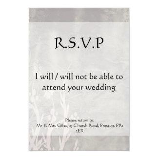 non défini invitations personnalisées