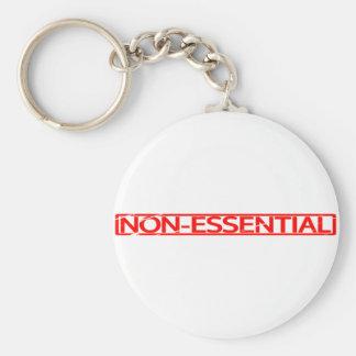 Non-essential keychain