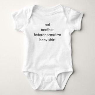 Non Heteronormative Baby Shirt