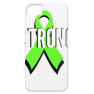 non-Hodgkin lymphoma lime green support STRONG Case For The iPhone 5
