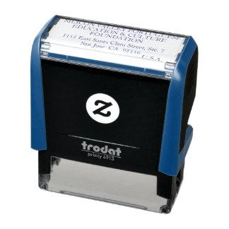 Non Profit Rubber Stamp
