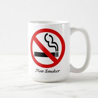 Non- Smoker Achievement Congratulations Coffee Mug