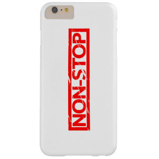 Non-stop Stamp Barely There iPhone 6 Plus Case