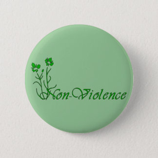 Non-Violence 2 Inch Round Button