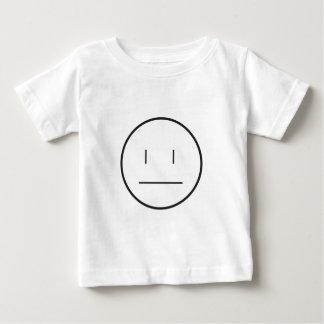 nonchalant face baby T-Shirt