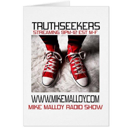 NONCONFORMIST TRUTHSEEKER CARD