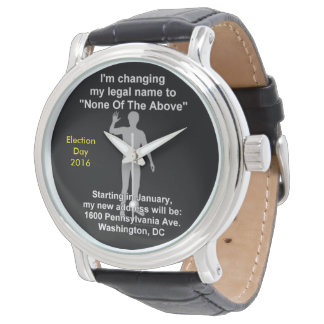 None_of_the_above Wristwatch