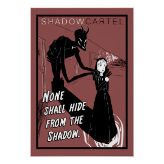 None shall hide...poster poster