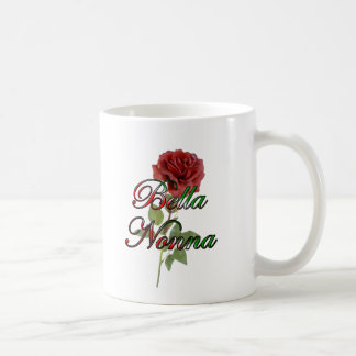 Nonna (Beautiful Italain Grandmother) Coffee Mug