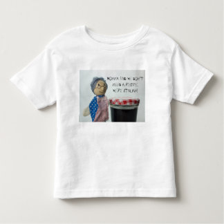 Nonna Says We Don't Need a Recipe, We're Italian Toddler T-shirt