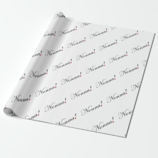 Nonna! Wrapping Paper